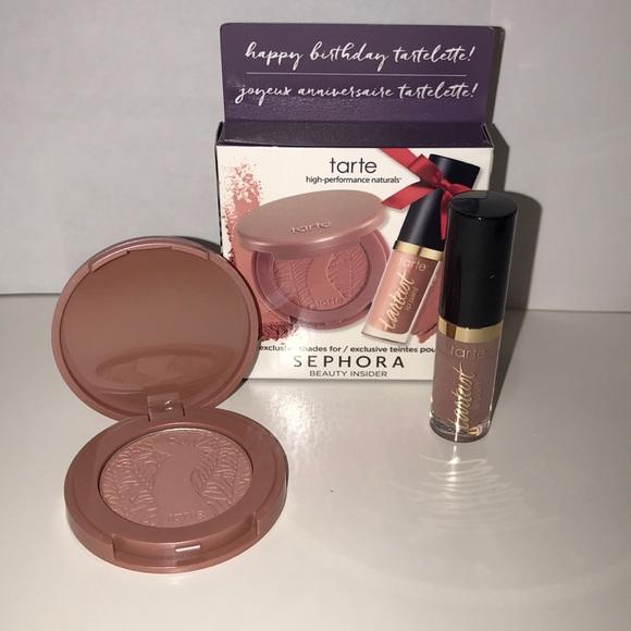 NEW Tarte Sephora Birthday Gift